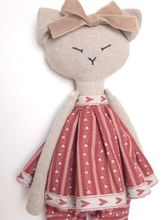 Piccola Caterina. Little dolls to cherish and remember...