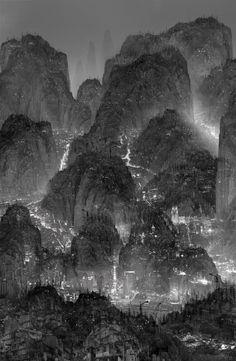 Yang Yongliang: Landscapes (Chinese Contemporary Photography)