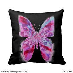 Butterfly Effect Pillow