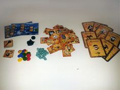 Pirate Rush | Image | BoardGameGeek