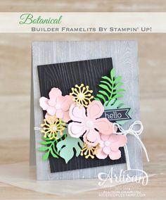 nice people STAMP!: Beautiful Botanicals Crate of Cards: Stampin' Up! Artisan Blog Hop