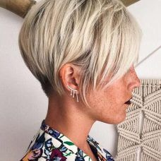 Short Hairstyles 2018 - 3