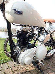 1953 Bsa C11
