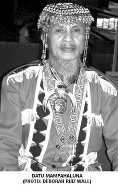 Higaonon tribe in Mindanao