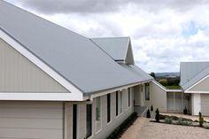 windspray colorbond roof