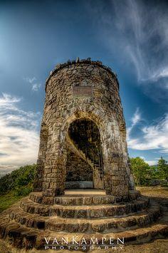 Tower on Mount Battie, Camden Maine