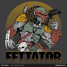 Fettator Created by Jeffro Kilpatrick