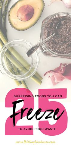 Reduce food waste by freezing these 25 surprising foods - Frugal Meals, Cheap Meals, Budget Meals, Freezer Meals, Freezer Cooking, Money Saving Meals, Save Money On Groceries, Food Waste, Eating Clean