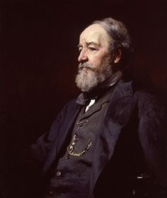 Francis Holl, by Francis Montague Frank Holl