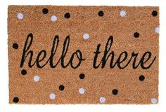 hello-there-doormat