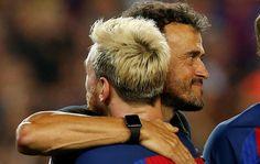 FC Barcelona: Luis Enrique completa su palmarés con la Supercopa de España | Marca.com