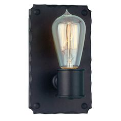 Kitty Hawk Wall Sconce