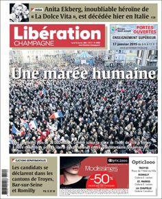 Libération Champagne (France)