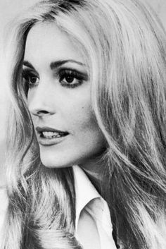 Sharon Tate.  Married Roman Polanski in 1968 one year after her movie Valley of the Dolls. She became pregnant.