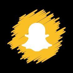 Snapchat Logo, Snapchat Icon, Twitter Icon, Application Snapchat, Kreis Logo, New Instagram Logo, Portfolio Web, Youtube Banner Design, Whatsapp Logo