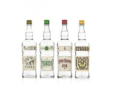 The 86 Co. Designing the Bottle — The Dieline - Branding & Packaging