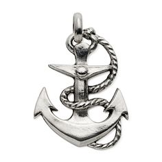 Necklace from Svenskt tenn Beach Icon, Pewter, Nautical, Jewelry Accessories, Fashion Jewelry, Pendant, Anchors, Icons, Style