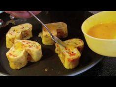 Fried Egg Snack! - YouTube