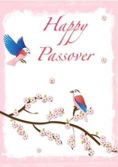 Free Old Time Passover Cards 17
