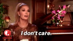New trending GIF on Giphy. rhobh i dont care idc erica. Follow Me CooliPhone6Case on Twitter Facebook Google Instagram LinkedIn Blogger Tumblr Youtube