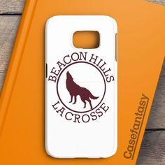 Beacon Hills Lacrosse White Samsung Galaxy S6 Edge Case | casefantasy