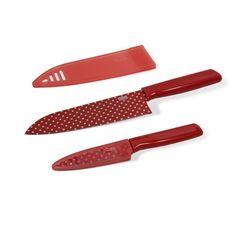 Kuhn Rikon Colori Art Chef's and Paring Knife, Red Polka Dot Kuhn Rikon http://www.amazon.com/dp/B007OTFABO/ref=cm_sw_r_pi_dp_Pltzvb0NSZJGZ