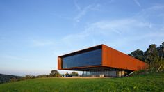 Keltenmuseum am Glauberg - kadawittfeldarchitektur