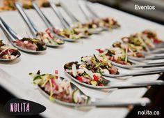 En Nolita Bogotá también organizamos tus eventos, desayunos, almuerzos, tardes de té,  catas, cocteles personales o corporativos. #catering Lo mejor de Bogotá