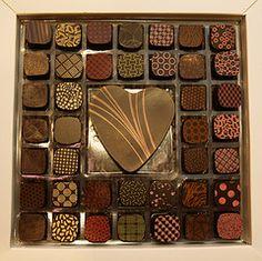 richart chocolates, paris