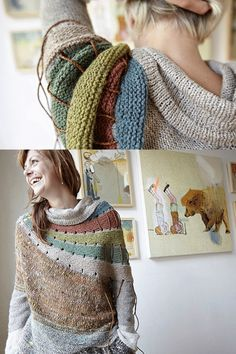 Westknits | Enchanted Mesa | pattern available for purchase on Ravelry