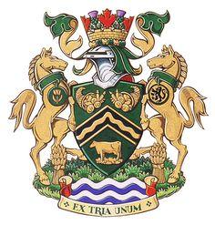 Armoiries du Town of Bradford West Gwillimbury