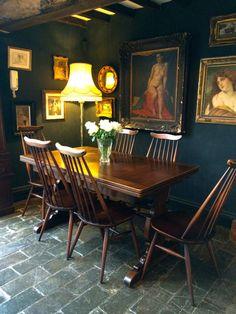 Stunning Ercol Dining Table Six Goldsmith By SplendidTrading