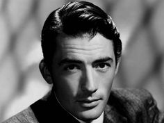 Gregory Peck...consumate Attitcus Finch...Roman Holiday with Audrey