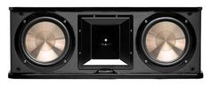 """BIC Acoustech PL-26 Center Speaker by BIC America. $179.00. two 6.5"""" graphite-injected cone woofers along with a 6.5"""" horn tweeter system Home Theater Speakers, Graphite, Horn, Audio, America, Electronics, Graffiti, Horns"""