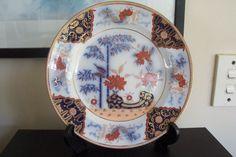 19th century Ashworth IMARI plate 19th Century, Decorative Plates, Porcelain, Pottery, Tableware, Collection, Home Decor, Ceramica, Porcelain Ceramics