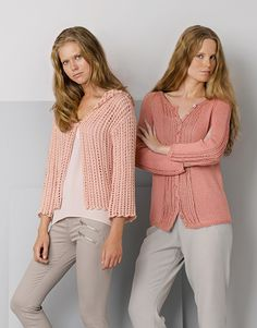 Book Woman Casual 88 Spring / Summer | 12: Woman Jacket | Rose