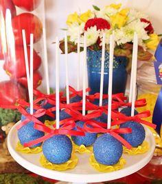 Little Wish Parties | Snow White First Birthday | https://littlewishparties.com                                                                                                                                                      More