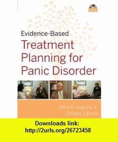 Evidence-Based Psychotherapy Treatment Planning for Panic Disorder DVD and Workbook Set (Evidence-Based Psychotherapy Treatment Planning Video Series) (9780470621592) Arthur E. Jongsma Jr., Timothy J. Bruce , ISBN-10: 0470621591  , ISBN-13: 978-0470621592 ,  , tutorials , pdf , ebook , torrent , downloads , rapidshare , filesonic , hotfile , megaupload , fileserve