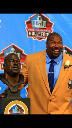 Larry Allen Hall of Fame - Dallas Cowboys