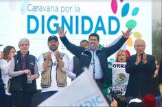 Avanza la caravana contra la corrupción en Zacatecas | El Puntero