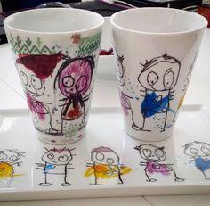 Beautiful Pint Glass, Mugs, Tableware, Painting, Beautiful, Instagram, Dinnerware, Cups, Beer Glassware