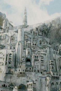 Senhor dos Anéis: Arquitetos lançam crowdfunding para arrecadar dinheiro e construir a cidade de Minas Tirith