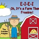 Enjoy this farm themed freebie! Contains 4 quick, print and go activities. Skills include: Sorting, graphing & analyzing data Mixed addition and subtraction (vertical problems) ABC Order Beginning and Ending digraph sort Classroom Freebies, Classroom Fun, Farm Activities, Classroom Activities, Farm Unit, Farm Theme, Quick Print, Addition And Subtraction, Kindergarten Classroom
