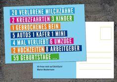Einladungskarte zum 60. Geburtstag:  Milchzähne  ............ **So funktioniert die Bestellung:  Lege einfach die gewünschte Karte in den Warenkorb. Im Warenkorb gibt es ein Mitteilungsfeld....