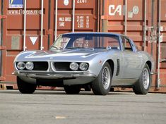 1967 Iso Grifo - GL350 series 1 | Classic Driver Market