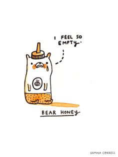 bear honey
