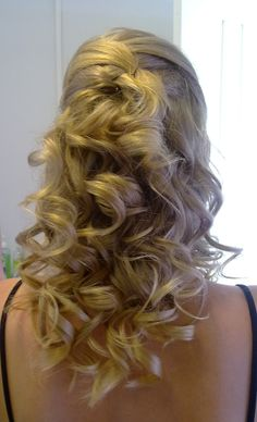 My Formal Hair - Love this design