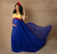 0aad2cb5100 Snowhite the disney princess themed maternity shoot --Maternity Photography