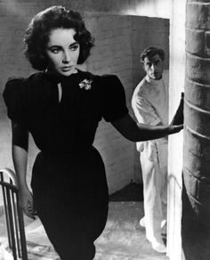 "Elizabeth Taylor in Suddenly Last Summer - ""Miss Catherine's here, doctor, Miss Catherine's here."""