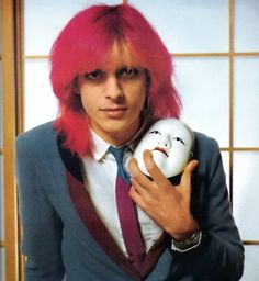Probably the most gorgeous picture of Mick Karn